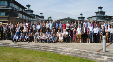 Lecture on early warning signals of infectious disease dynamics at the Isaac Newton Institute, Cambridge, UK
